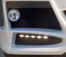 Day time running lights (DRL's / TFL's)